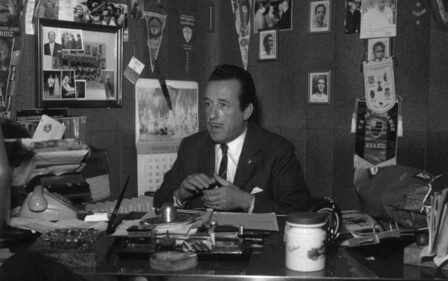 Luis Guijarro, l'agent 001