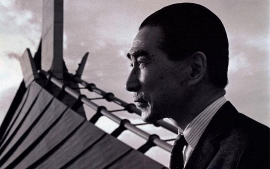 Kenzō Tange honoré