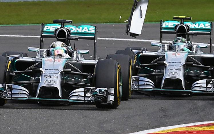 Hamilton-Rosberg, retour sur une polémique